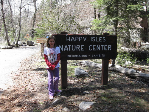 Happy Isles, Yosemite