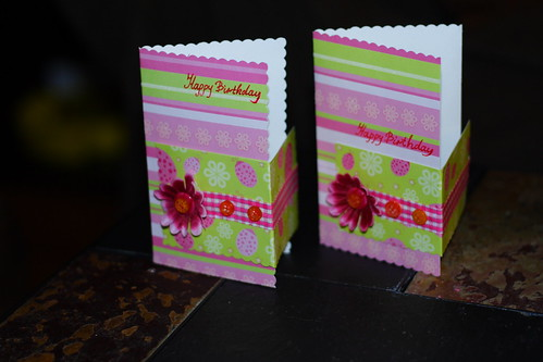 Kate &Grace's cards