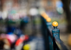 Fence Bokeh (SemiCharmedLife ()) Tags: playground boston fence sgi bostoncommon explored