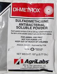 Sulfa drug