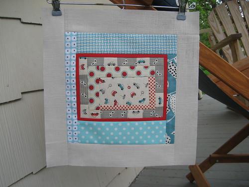Sew Kid at Heart block for Kerri 1