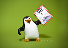 warm news (marker (mark)) Tags: macro verde green canon toy actionfigure penguin interestingness time humor shift vert mcdonalds surprise tilt madagascar happymeal juguete timemagazine mcdonaldstoy tiltshift thesecretlifeoftoys toyingaround shifttilt canontse24mm thesecretlifeoftoyscom