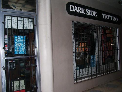 Dark Side Tattoo