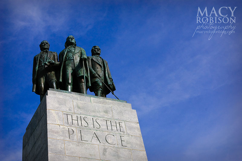 This is the Place Monument