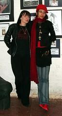 Rachael & Princess Emmanuelle
