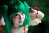 In Costume (Derekwin) Tags: anime zeiss nikon cosplay f14 85mm 85 macross zf ranka d700 zeisszf85mmf14 nikond700