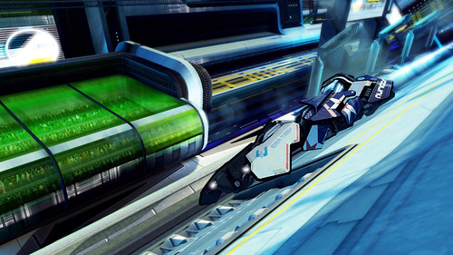 WipEout HD Fury Expansion Pack *New*
