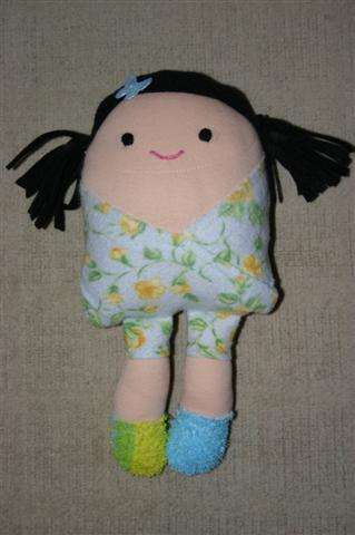 Miss Buttons doll 011