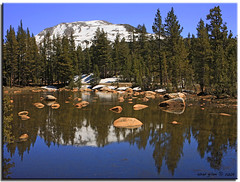 Tuolumne Meadows, Yosemite (iCamPix.Net) Tags: california mountains love reflections landscape waterfall pond tourists explore professionalphotographer yosemitevalley tuolumnemeadows tiogapass mostviewed highway120 tiogapassroad tuolumnecounty 9033 canoneos1dsmarkiii mostwatched perfectreflections majorattraction