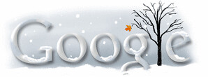 Google First Day of Winter