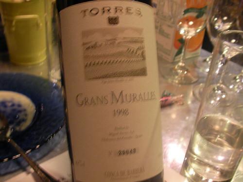 トーレス・グランス・ムラージェス 1998