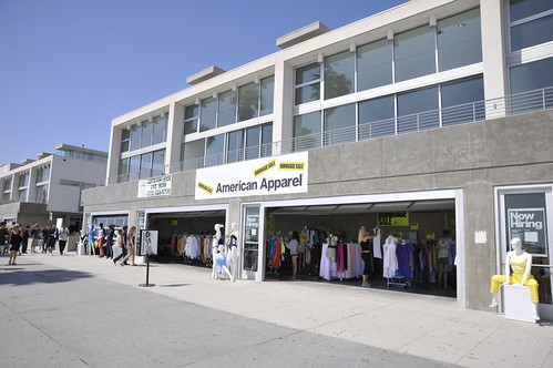 American Apparel Venice Beach
