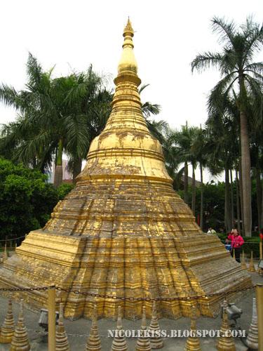 pagoda of burma