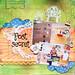 Post Secret * Scrapjacked Beth Perry & Fancy Pants Spotlight*