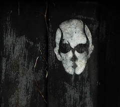 Spookingya (Grooover) Tags: uk river suffolk ghost fave orwell gaffiti ipswich spook grooover
