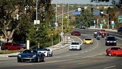 Supercar Sunday (j.hietter) Tags: car ferrari whole porsche lamborghini scuderia versace gallardo carreragt 430 wholecar lp640 lp640roadster 430scuderia lp560