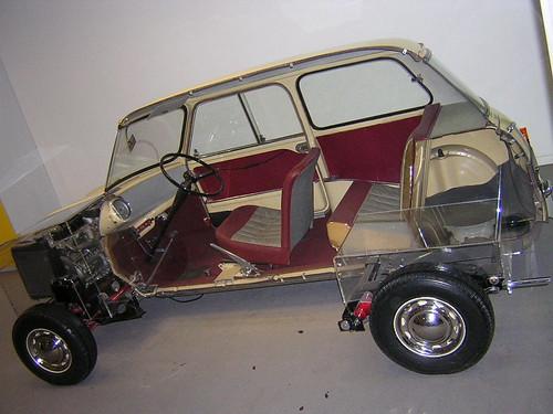 Fake Cutaway Mini