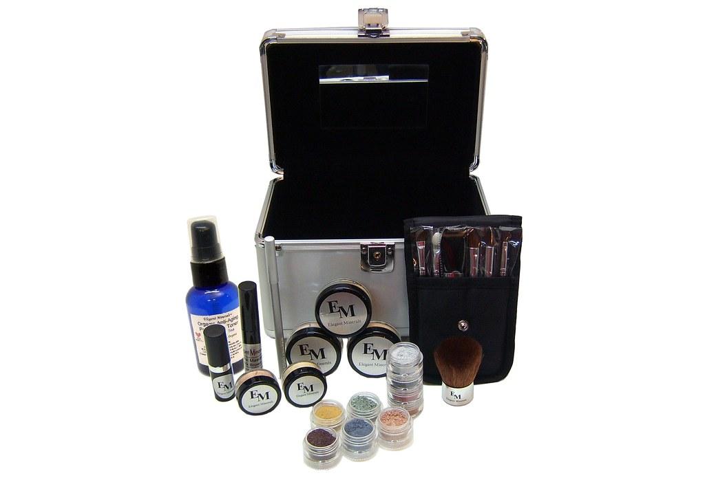 Elegant Minerals natural cosmetics green company
