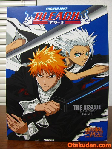 Bleach - Season Three movie