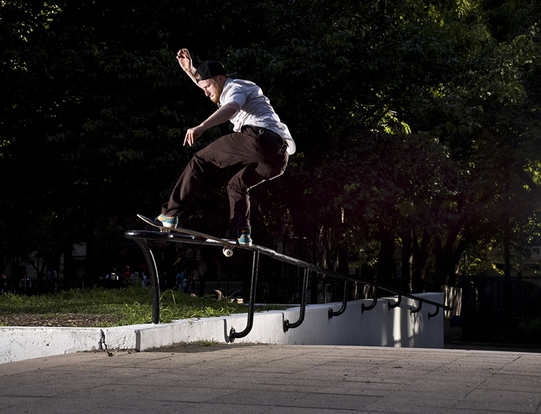 Carter Donnell -frontboard popout