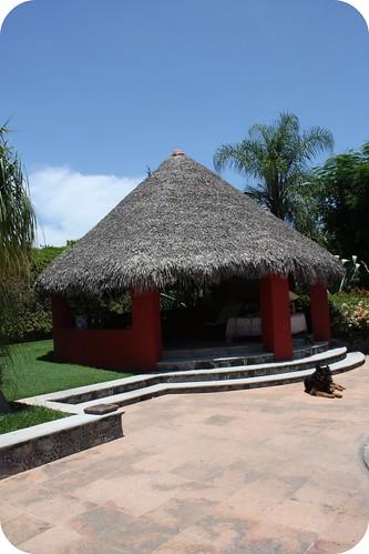 cabana at Casa Roja by you.