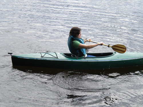 A Kayaking