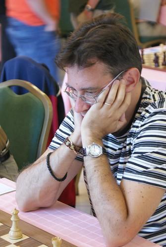 Mihail Marin, recent guanyador de Benasc