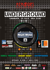 25 Iulie 2009 » Underground