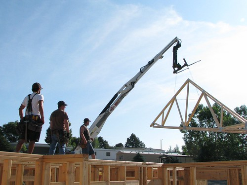 Flying Trusses