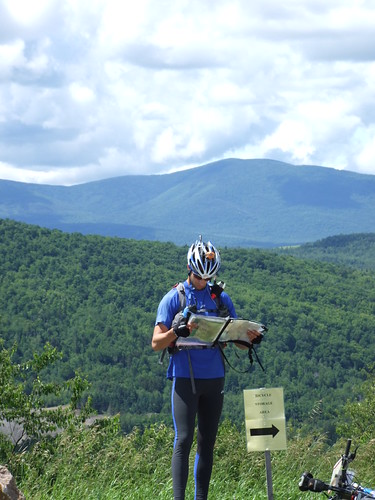 Adventure Racer reviews the Untamed New England 2009 Course