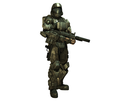 Halo 3 ODST (Rookie)