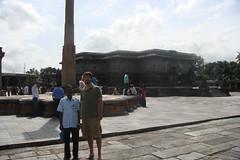 DSC04826 (Philip Larson) Tags: vacation india temple vishnu indian hassan shiva karnataka halebid belur southindia halebidu bahubali halebeedu sravanabelagola hoysala beluru philiplarson muruchigateri