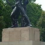 Wellington Monument, Achilles, Hyde Park Corner, London thumbnail