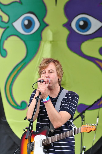 John Vanderslice at Ottawa Bluesfest 2009