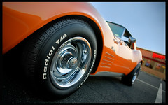 Orange Crush (Jeff_B.) Tags: orange classic chevrolet america vintage gm stingray explore chevy americana 1970s 1001nights corvette musclecar sportscar c3 ponycar generalmotors wednys gmfyi