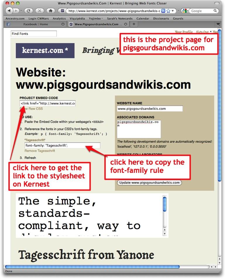 Kernest - Project page
