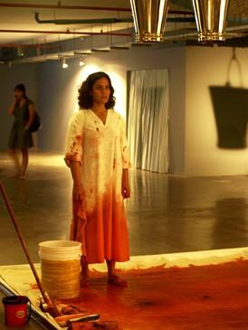 artist-performer Monali Meher