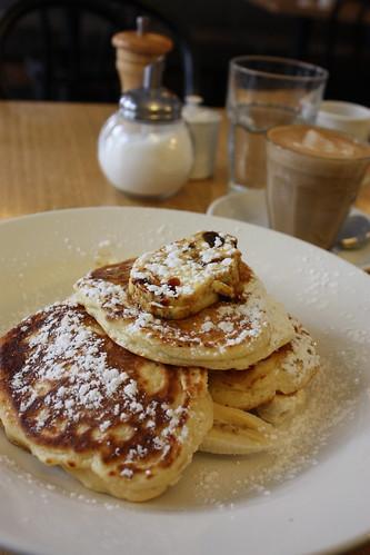 Bill's Cafe 早午餐