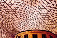 groovy (ion-bogdan dumitrescu) Tags: uk england london glass ceiling britishmuseum bitzi summer09 ibdp mg6243 findgetty ibdpro wwwibdpro ionbogdandumitrescuphotography