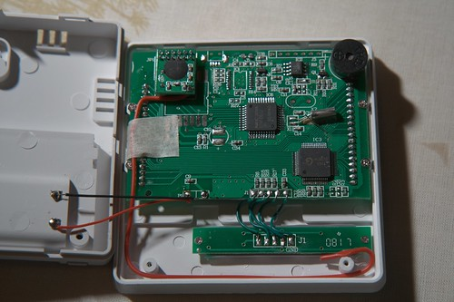 efergy energy monitor receiver