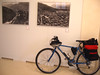 al museo con la bici