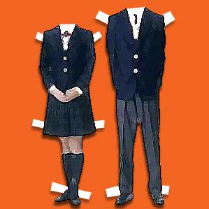 El dichoso uniforme