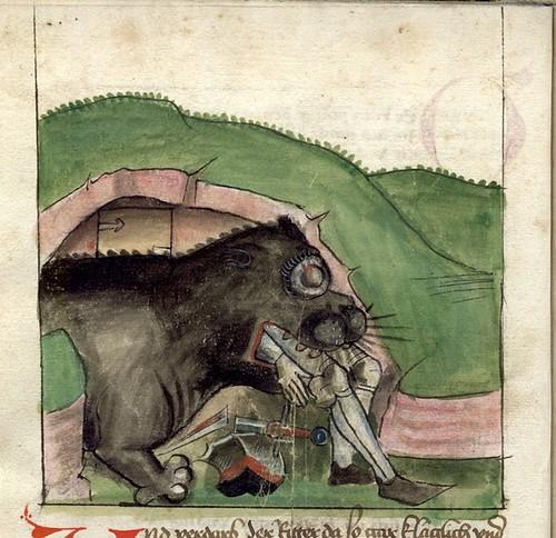 Melusine - von Ringoltingen, 1468 c