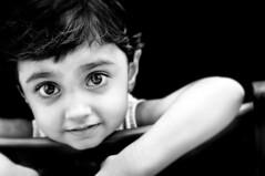 Maryam (irfan cheema...) Tags: pakistan portrait bw baby girl kid eyes child daughter maryam mywinners goldstaraward irfancheema familygetty2010