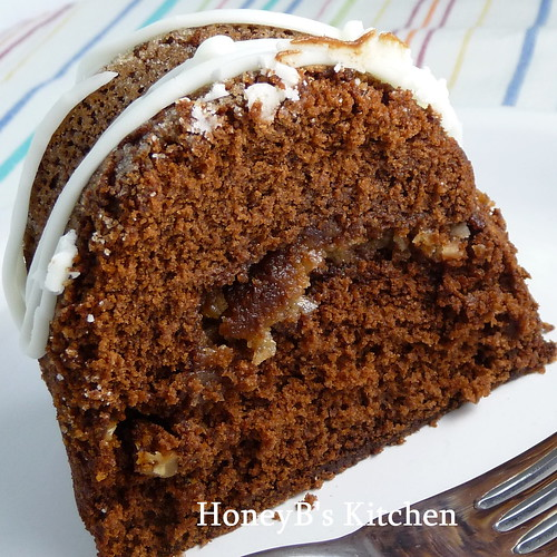 German Chocolate Bundt