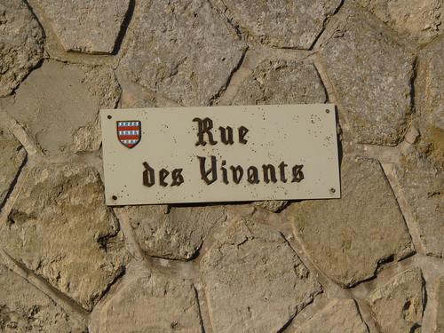 Rue des Vivants