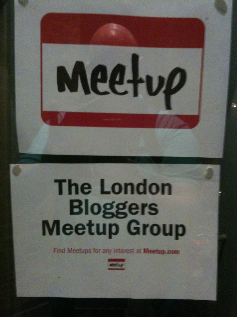 London bloggers meetup #LBM