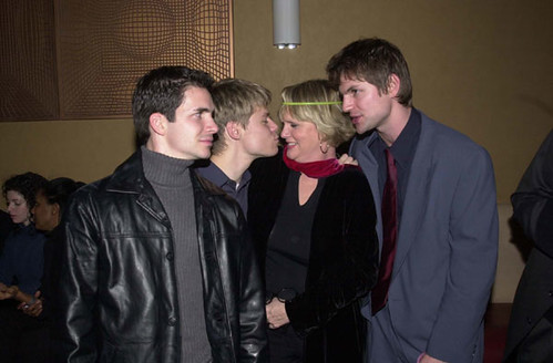Did Gale Harold and Randy Harrison from QAF ever date?
