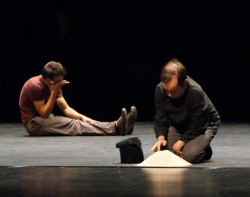 Raimund Hoghe: Bolero (Rehearsal): CaroleZoom