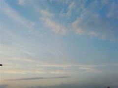 【写真】秋の空